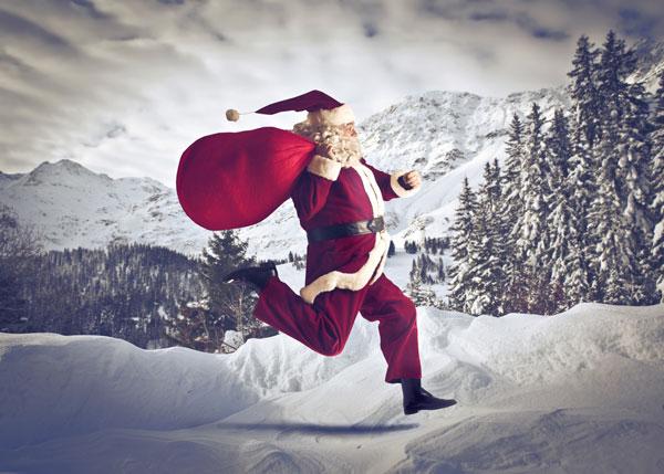 Santa-job