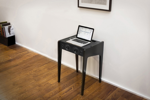 un mini bureau pour travailler en musique mode s d 39 emploi. Black Bedroom Furniture Sets. Home Design Ideas