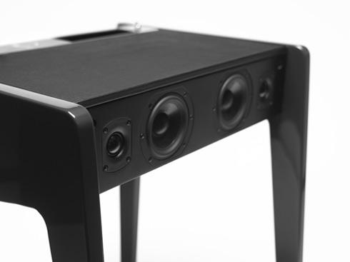 un mini bureau pour travailler en musique mode s d 39 emploi. Black Bedroom Furniture Sets. Home Design Ideas