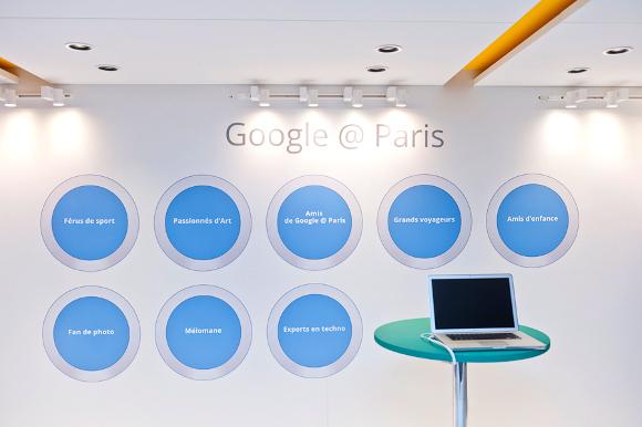Les photos des nouveaux locaux de google à paris mode s d emploi