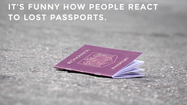 CV Faux Passeport 2