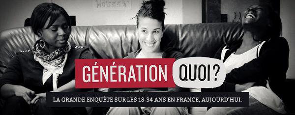 Generation-quoi
