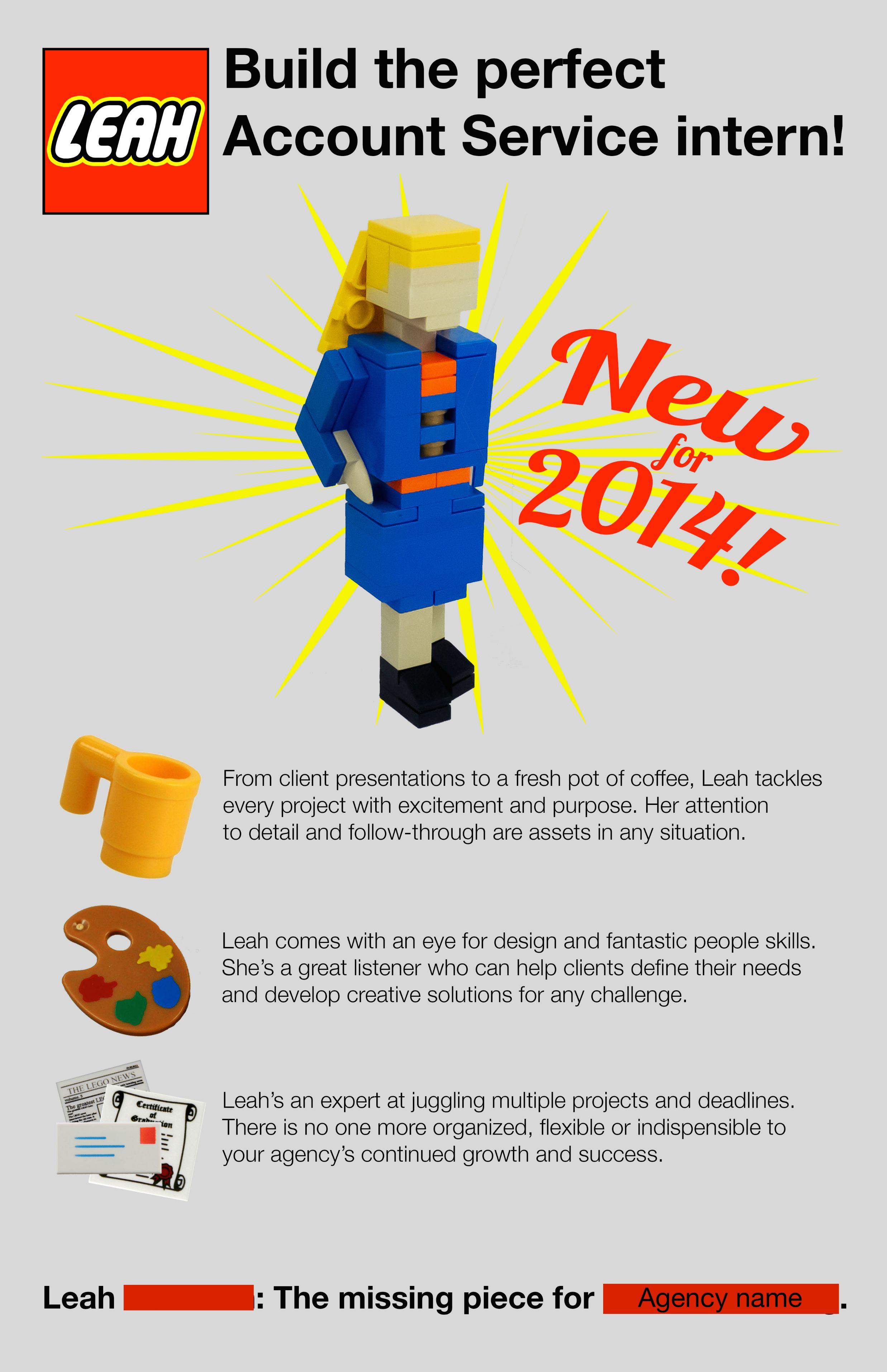 elle cr u00e9e un kit lego en guise de cv