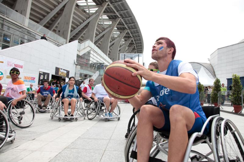 Basket-fauteuil