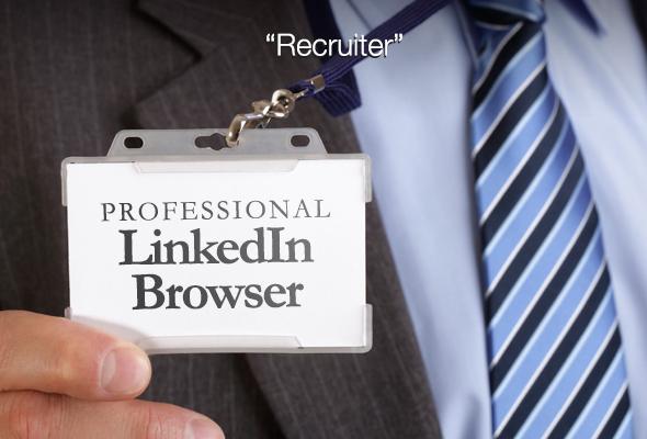 """""""Surfeur professionnel sur LinkedIn"""""""