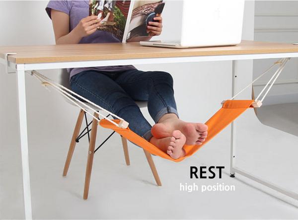 Fuut-Rest-Position