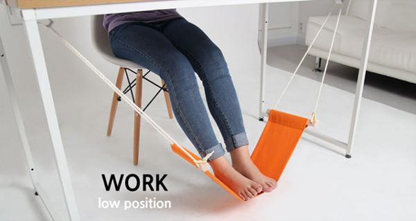 Fuut-work-position