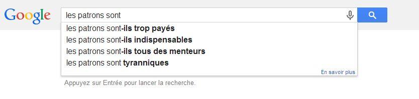 Google-patrons