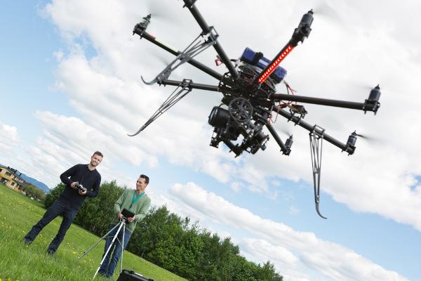 Pilote-drones