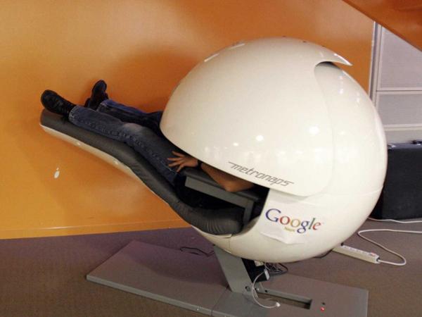 Google-sieste