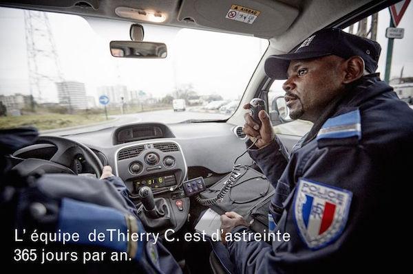 Cliches-police