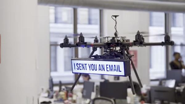 Drone-bureau
