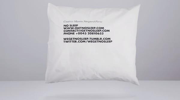 No-sleep-oreiller