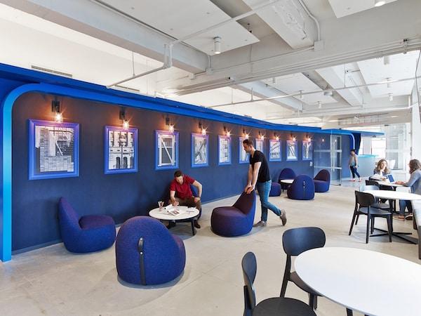 LinkedIn-NYC-collaboration-area