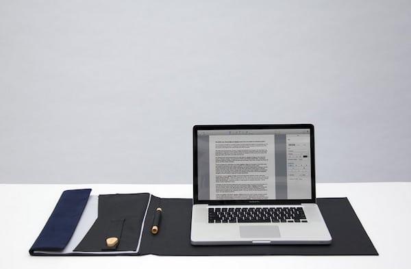 Un bureau portable pour travailleur nomade mode s demploi