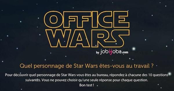 Quizz-office-wars