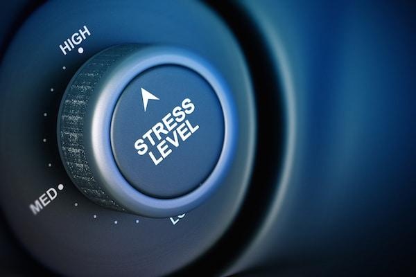 Niveau-stress
