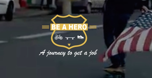 Be-a-hero