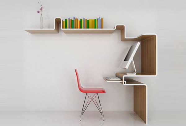 10 bureaux ultra pratiques pour travailler mode s d 39 emploi. Black Bedroom Furniture Sets. Home Design Ideas