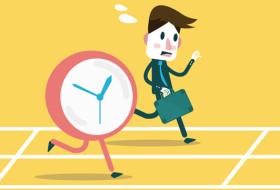 68% salariés disent «manquer temps»