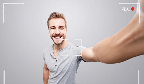 le cv selfie   la nouvelle tendance pour postuler