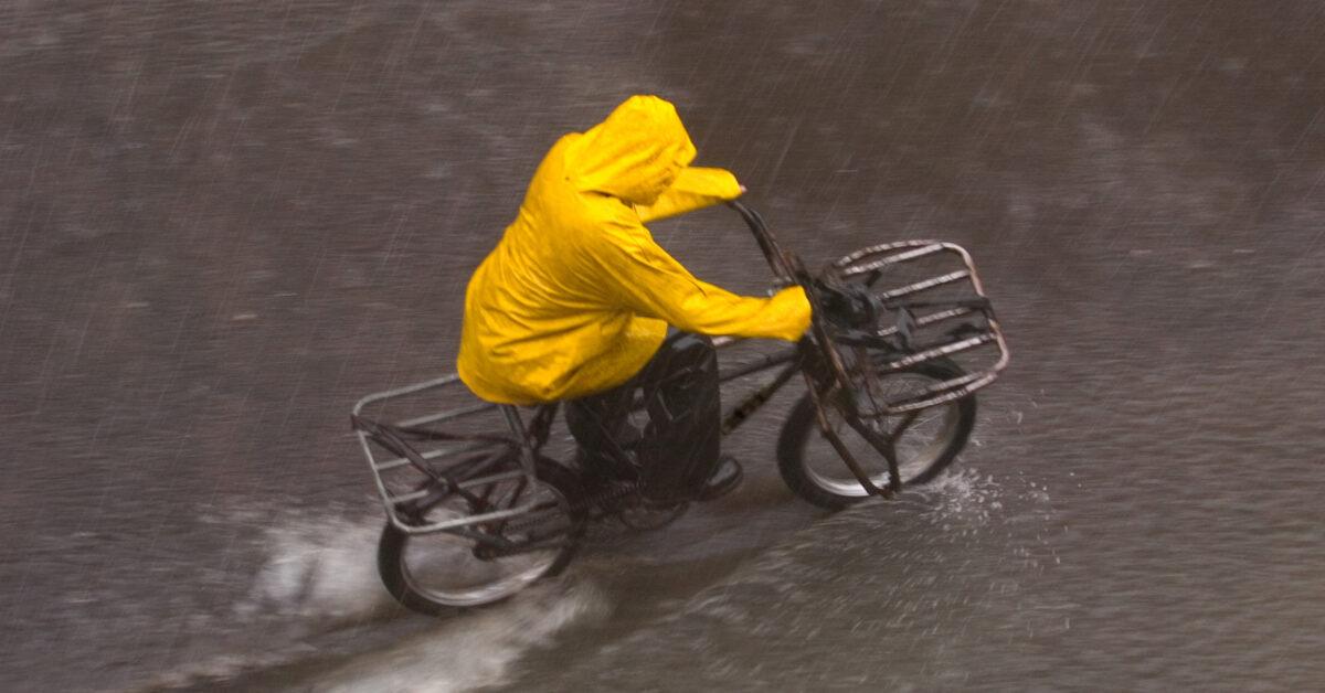 A vélo, c'est scientifiquement prouvé : il ne plus que sur les cons !