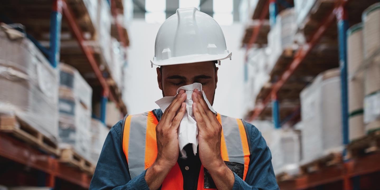 Pour les salariés français, un jour de maladie sur quatre se passe au travail